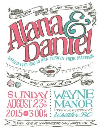 Alana and Daniel Invite-blueoption